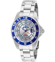 reloj invicta acero modelo 182ki para dama, colección pro diver
