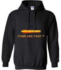 come and take it houston astro rainbow print baseball t-shirt hoodie