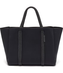 'east west' sailing rope neoprene tote
