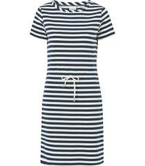 klänning vitinny waist detail s/s dress
