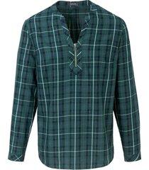 blouse van basler groen
