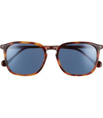 moncler 56mm square sunglasses -