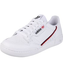 zapatilla blanca adidas originals continental 80