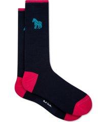 ps paul smith men's zebra socks