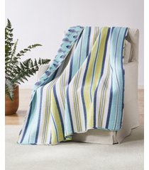 bayport quilted throw