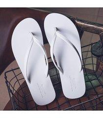 hombres mujeres verano casual sandalias de playa parejas