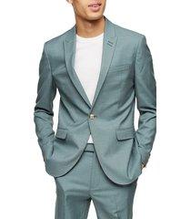 men's topman dax skinny fit blazer