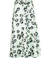 carmen skirt lång kjol grön by malina