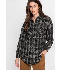 blousejas met knopen
