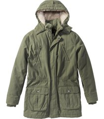 parka imbottito (verde) - bpc bonprix collection