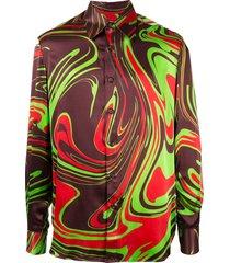 necessity sense looney tunes swirl shirt - multicolour