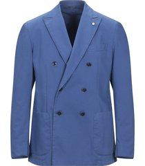 luigi bianchi rough suit jackets