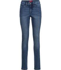 shaping-jeans med figurformande effekt