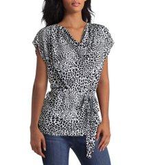 gigi parker extended shoulder blouse