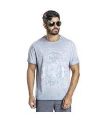 camiseta svk music on masculina