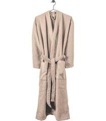 slow bath robe morgonrock badrock beige compliments