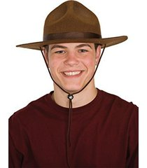 23725 mounties hat ranger game warden