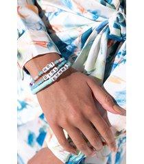 akira hot girl summer beaded bracelet