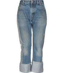 kendall + kylie with levi's jeans