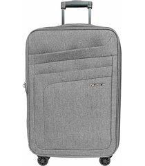 maleta de cabina valencia gris 21