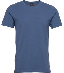 kyran t-shirt t-shirts short-sleeved blå oscar jacobson