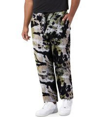 mvp collections by mo vaughn productions men's tie-dye joggers