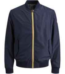 jack & jones men's reversible bomber jacket