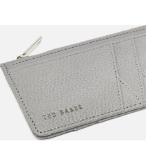ted baker women's gerii card holder - grey