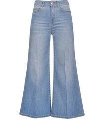 jeans paz cropped stretch
