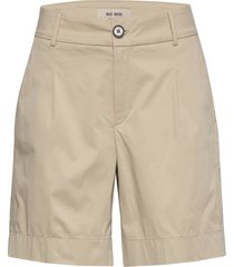 mika cole shorts shorts flowy shorts/casual shorts beige mos mosh