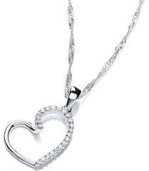 collar dije heart loop buckley london
