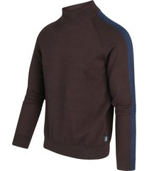 blue industry kbiw20-m6 shirt brown