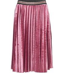 kitlyn skirt lång kjol rosa unmade copenhagen