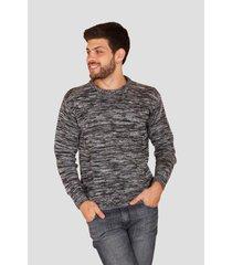 sweater negro el genovés bologna