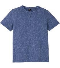 t-shirt med farfarsringning, kortärmad