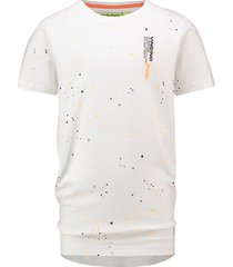 8105 t-shirt haint real white