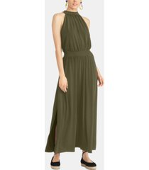 rachel rachel roy avena halter maxi dress