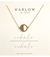 women's harlow by nashelle breathe boxed necklace