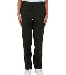 dickies work pants 874 - green