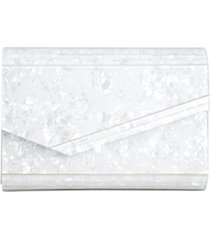 inc maria pearl envelope clutch, created for macy's