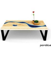 stolik kawowy rzeka, stół, ława, nowoczesny