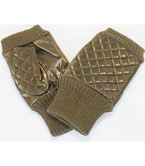 guantes dorados almacén de parís