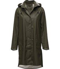 raincoat regenkleding groen ilse jacobsen