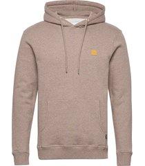 piece hoodie hoodie trui bruin les deux