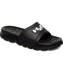trek sandal shoes summer shoes pool sliders svart h2o