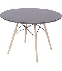 mesa de jantar dkr - preta