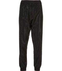 embellished tapered pants