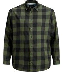 skjorta jjegingham twill shirt l/s ps noos