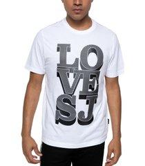 sean john men's love sj graphic t-shirt