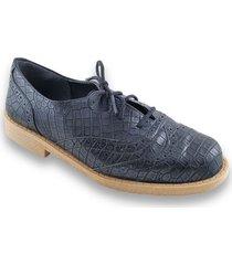 zapato negro raggazini madrid